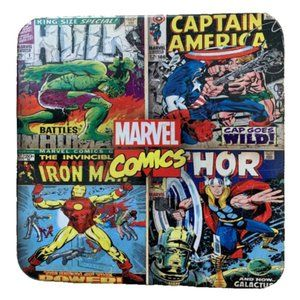 Marvel Comics Slimfold Wallet In Collector Tin